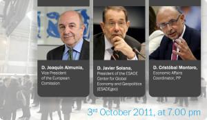 2nd Alumni Business Meeting Deusto-Comillas ICADE-ESADE