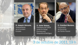 II Encuentro empresarial de antiguos alumnos Deusto-Comillas ICADE-ESADE