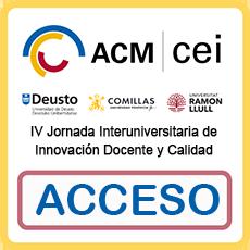 IV Jornadas Interuniversitarias de Innovación Docente